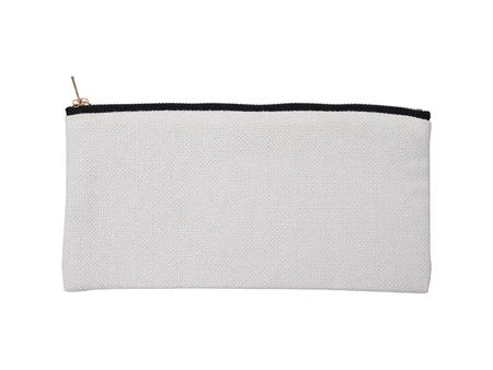 Sublimation Linen Pencil Case (11.5*22.5cm)